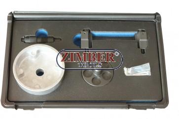 PETROL ENGINE TIMING TOOL FOR AUDI 2.5 TFSI CHAIN DRIVEN  - ZR-36ETTS324 - ZIMBER TOOLS