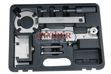 Petrol Engine Timing Tools 2.5 Turbo - EURO4 - Petrol For Volvo/Ford - ZR-36ETTS310 - ZIMBER TOOLS.