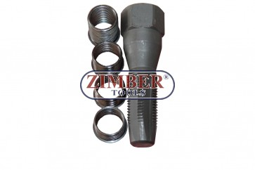 Rethreader Kit For 14mm Spark.ZR-36RKSP14 - ZIMBER TOOLS