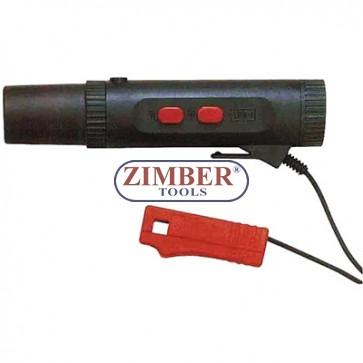 SELF POWERED DUAL TIMING LIGHT, ZR-39TLSP - ZIMBER TOOLS.