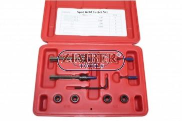 Spot Weld Cutting Tools, ZR-36SWCS - ZIMBER TOOLS.