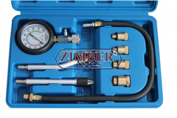 Tester Test Kit Professional Mechanics Gas Engine Tester, ZT-04106 - SMANN TOOLS.