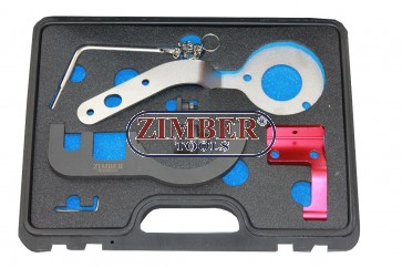 Timing Chain Tool Kit BMW/Mini -2014  1,5lt 3 cylinder (B37) and 2,0lt 4 cylinder (B47) Diesel engines - ZR-36ETCT - ZIMBER TOOLS.
