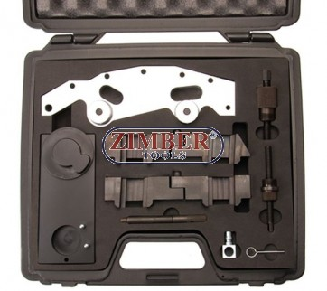 TIMING TOOL KIT-BMW M52, M54, M56, ZR-36ETTSB40 - ZIMBER TOOLS.