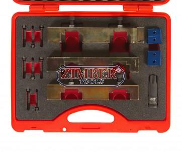Timing tool set for MERCEDES BENZ M270,M133, M274 - ZR-36ETTS288 - ZIMBER TOOLS