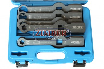 Slogging Wrench with 2 Striking Faces for MAN, DAF, SAF - ZR-36TBSWS - ZIMBER TOOLS