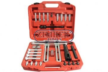 Universal Injector Removal Tool Kit, ZR-36UI - ZIMBER TOOLS.