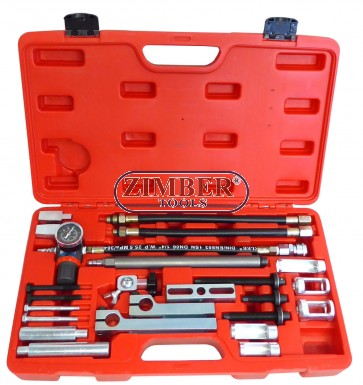 Universal Valve Spring Oil & Stem Seal Valve Rod Remover Installer - ZT-04A2291 - SMANN TOOLS