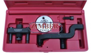 Water Pump Removal Tool Kit for Volkswagen T5 & Touareg 2.5D - ZR-36WPRTK-  ZIMBER-TOOLS