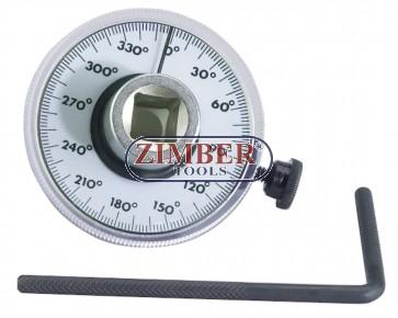 """Torque angle meter 1/2"""" - ZIMBER"""