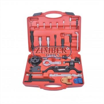 16pcs set of engine timing locking tools