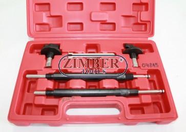 PETROL ENGINE SETTING/ LOCKING KIT FIAT 1,2 16V BELT DRIVE (ZT-04815) - SMANN TOOLS.