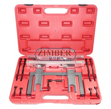 BMW - N51,N52,N53, N54 Cam Camshaft Alignment Engine Timing Master Tool Kit Set, ZT-05195- SMANN TOOLS.