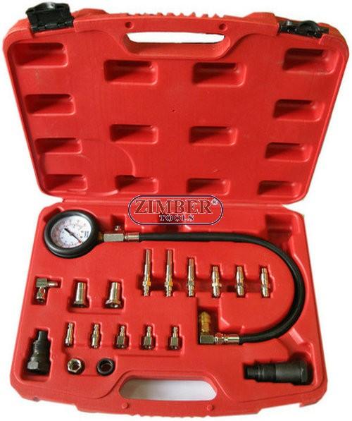 Diesel Compression Tester , ZT-04103 - ZIMBER-TOOLS