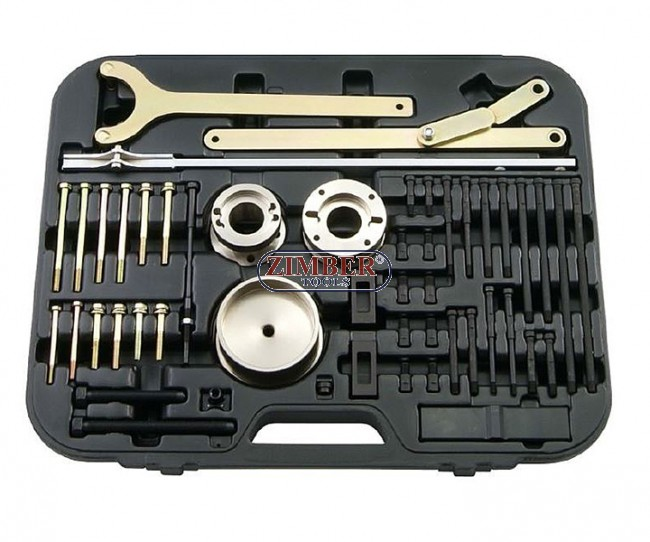 ENGINE TIMING TOOL KIT FOR TOYOTA , MITSUBISHI,VOLVO - ZR-36ETTS161- ZIMBER  TOOLS