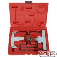 Timing chain replacing tool kit for Mercedes Benz M271
