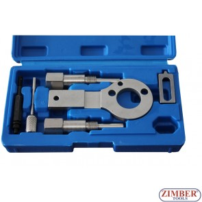 VAUXHALL ASTRA VECTRA C & ZAFIRA 1.9 CDTi DIESEL ENGINE SETTING & LOCKING TOOL KIT, ZT-04806 - SMANN TOOLS