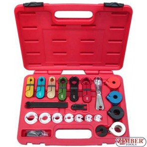 Pipe Connector Removing Kit - Zimber Tools