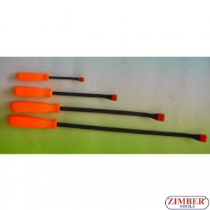4pcs Prybar Set - ZIMBER TOOLS
