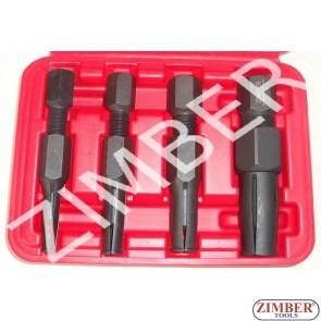 Inner Bearing Puller Adapters - ZIMBER TOOLS