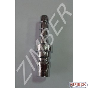 "Air line quick coupler 5/16"" ZDC 2 Steel Japanese type - ZIMBER"