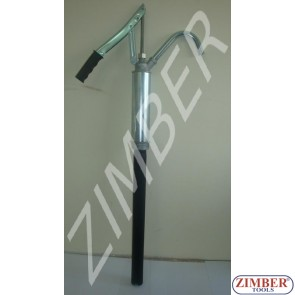 Steel Barrel Pump - PRESSOL