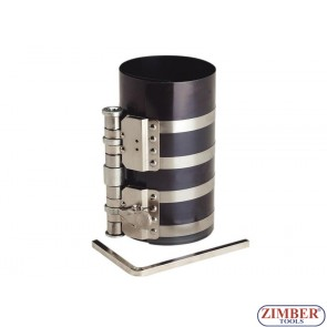 "PISTON RING COMPRESSOR 6"" height, capacity 3-1/2"" to 7"" (90-175mm)  - ZIMBER"