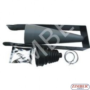 Universal CV joint boot fitting cone kit, ZL-6694A - ZIMBER TOOLS