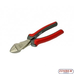 Heavy Duty Diagonal Side Cutter 180 mm (335) - BGS technic