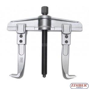 Parallel Puller, 130x100 mm, fine thread - BGS