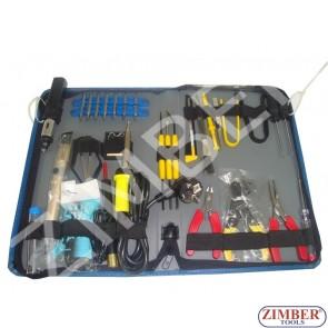 39 Piece Electric System Repair Kit - ZIMBER TOOLS
