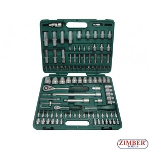 "108PCS socket set(1/4""&1/2"")  - JONNESWAY"