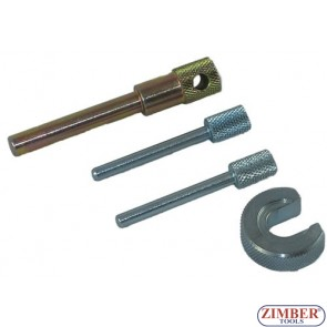 Diesel Engine Timing Locking Tool Kit  Citroen/Fiat/Iveco/Opel/Peugeot/Renault, ZR-36ETTS121- ZIMBER TOOLS.
