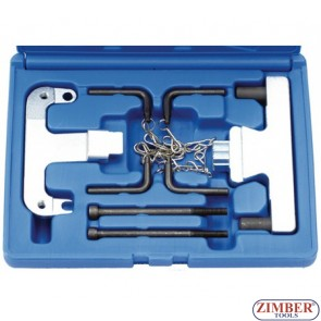Engine Timing Tool Kit for Mercedes-Chrysler-Jeep, 8-tlg.