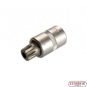 "Bit Socket, XZN tamperproof M16x58 mm, 1/2"" - BGS"