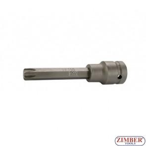 "1/2"" Impact Bit Socket, T-STAR, 100 mm long, T55 - BGS"