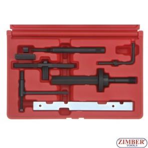 Engine Timing Tool Kit Turbo Diesel Engine Wet Belt Chain For Ford 1.8 Tdci Tddi, ZR-36ETTS29 - ZIMBER TOOLS.