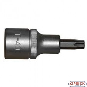 1/2 Star Socket Bit T40 50mm - 34605540 - FORCE