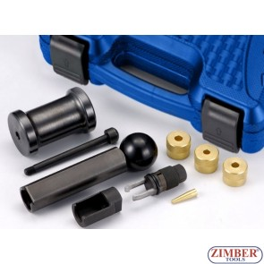 INJECTOR PULLER TOOL KIT FITS VW VAG AUDI TDI PD ENGINES.ZR-36VAIS - ZIMBER TOOLS.