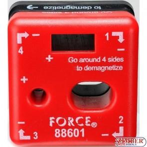 Magnetiser/Demagnetiser - FORCE