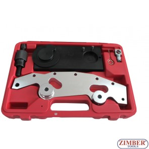 Timing tool set for BMW M52, M54, M56