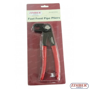 Fuel Feed Pipe Pliers, ZR-36FFPP02 - ZIMBER TOOLS.