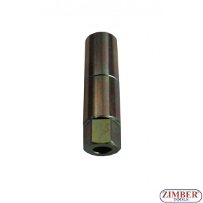 Broken glow plug electrode extractor socket (part from broken glow plug tool set 36GPT) - ZIMBER TOOLS
