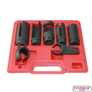 7pcs Oxygen Sensor Wrench Set - ZIMBER TOOLS