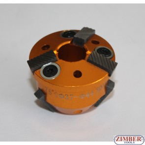 Cutter 37mm-44mm 75° and 30° (ZR-41VRST1002) - ZIMBER-TOOLS