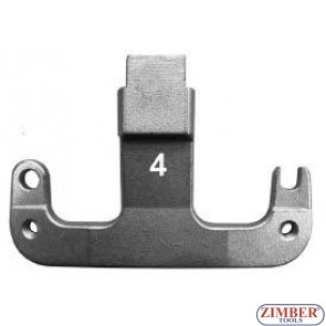 Flywheel plate locking tool for CDI/CRDI engines-ZIMBER