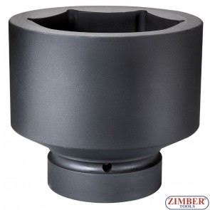 "Impact Socket 1"" Dr. 110 - mm. ZR-08IS8110M - ZIMBER-TOOLS."
