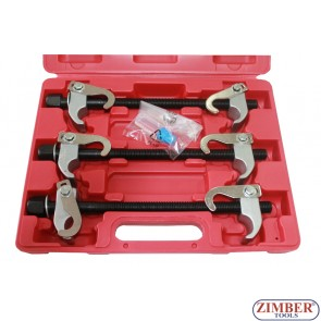 3PCS COIL SPRING CLAMP SET
