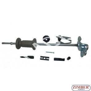 Comprehensive slide hammer set