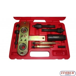 INJECTOR NOZZLE PULLER FOR Mercedes CDI engine OM 668, e.g. A-Class. ZR-36INP - ZIMBER TOOLS